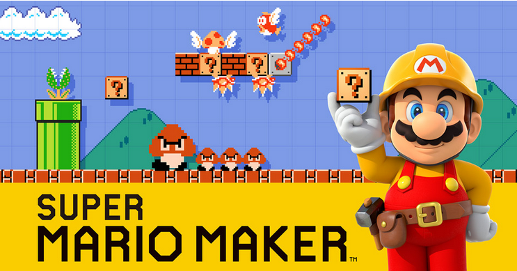 Super Mario Maker plugin cheat sous NTR disponible · Nintendo3ds